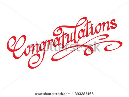 Congratulate someone on her graduation - sample letter